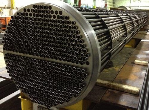 ساختار مبدل حرارتی و خنک کن