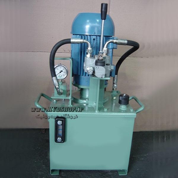 اجزای یک یونیت هیدرولیک چیست؟