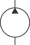 نماد پمپ هیدرولیک