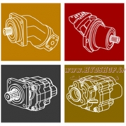 انواع هیدروموتور