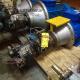 پمپ پیستونی کوپل شده با الکتروموتور
