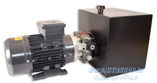 انتخاب پمپ هیدرولیک برای یونیت هیدرولیک کوچک