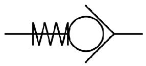 نماد سوپاپ