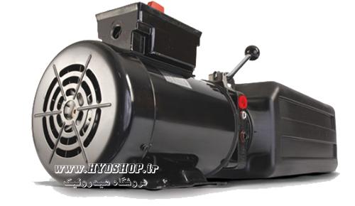 یونیت هیدرولیک کوچک