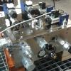 منیفولد ترکیبی هیدرولیک با شیر 1/4 اینچ