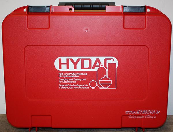 کیت شارژ آکومولاتور هیداک همراه با کیف