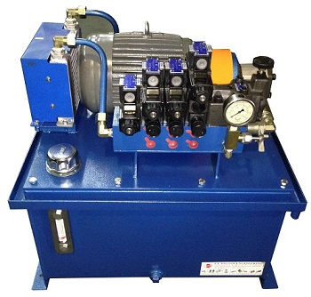 اجزای یونیت هیدرولیک چیست؟