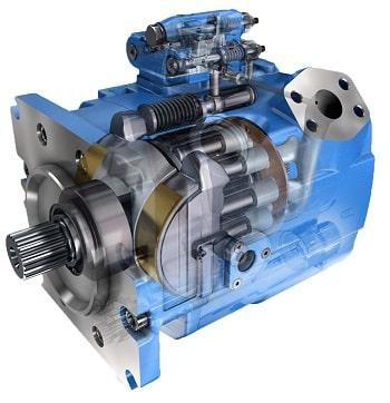 انواع پمپ پیستونی فشار قوی در صنعت هیدرولیک-هیدشاپ