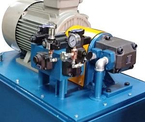 وظیفه پمپ هیدرولیک ایجاد جریان است-هیدشاپ